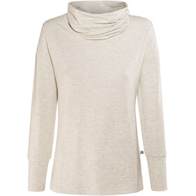 Royal Robbins Channel Island Pullover Women Oatmeal Heather